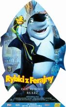 Shark Tale - Polish Movie Poster (xs thumbnail)