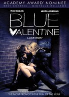 Blue Valentine - DVD cover (xs thumbnail)