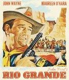 Rio Grande - Blu-Ray movie cover (xs thumbnail)