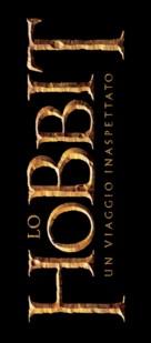 The Hobbit: An Unexpected Journey - Italian Logo (xs thumbnail)