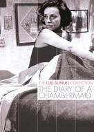 Le journal d'une femme de chambre - DVD cover (xs thumbnail)