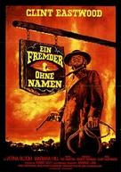 High Plains Drifter - German Movie Poster (xs thumbnail)