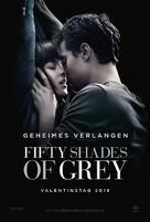 Fifty Shades of Grey - Swiss Movie Poster (xs thumbnail)