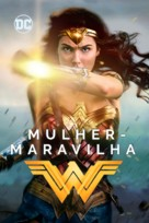Wonder Woman - Brazilian Movie Cover (xs thumbnail)