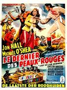 Last of the Redmen - Belgian Movie Poster (xs thumbnail)