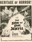 The Son of Dr. Jekyll - Movie Poster (xs thumbnail)