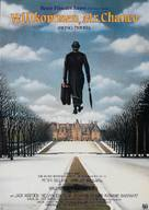 Being There - German Movie Poster (xs thumbnail)