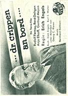 Dr. Crippen an Bord - German poster (xs thumbnail)