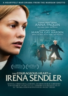 The Courageous Heart of Irena Sendler - Swedish Movie Poster (xs thumbnail)
