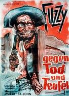 Return of the Lash - German Movie Poster (xs thumbnail)