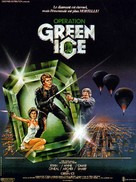 Green Ice - French Movie Poster (xs thumbnail)