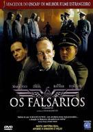 Die Fälscher - Brazilian Movie Cover (xs thumbnail)