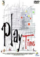 Play Time - Spanish DVD movie cover (xs thumbnail)