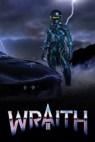The Wraith - Movie Cover (xs thumbnail)