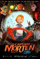 Captain Morten and the Spider Queen - Estonian Movie Poster (xs thumbnail)