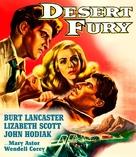 Desert Fury - Blu-Ray movie cover (xs thumbnail)