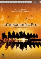 The Lighthorsemen - French DVD cover (xs thumbnail)