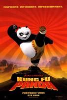 Kung Fu Panda - French Movie Poster (xs thumbnail)
