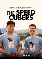The Speed Cubers - Movie Poster (xs thumbnail)