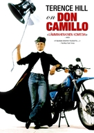 Don Camillo - Finnish DVD cover (xs thumbnail)
