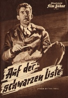 Tiger by the Tail - German poster (xs thumbnail)