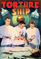 Torture Ship - DVD cover (xs thumbnail)