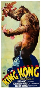 King Kong - Austrian Movie Poster (xs thumbnail)