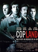 Cop Land - French Movie Poster (xs thumbnail)