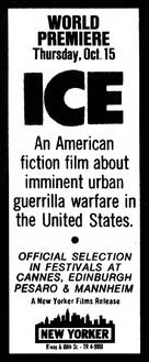 Ice - poster (xs thumbnail)
