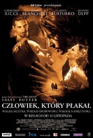 The Man Who Cried - Polish Movie Poster (xs thumbnail)