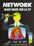Network - French Movie Poster (xs thumbnail)
