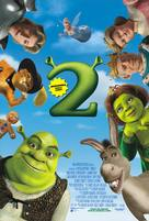 Shrek 2 - Brazilian Movie Poster (xs thumbnail)