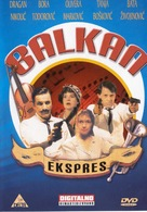 Balkan ekspres - Serbian DVD movie cover (xs thumbnail)