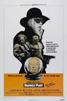 Family Plot - Theatrical movie poster (xs thumbnail)