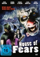 House of Fears - German Movie Cover (xs thumbnail)