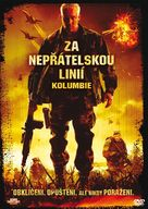 Behind Enemy Lines: Colombia - Czech DVD cover (xs thumbnail)