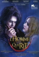 L'homme qui rit - French DVD cover (xs thumbnail)