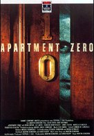 Apartment Zero - German DVD cover (xs thumbnail)