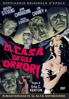 House of Dracula - Italian DVD cover (xs thumbnail)