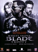 Blade: Trinity - French Movie Cover (xs thumbnail)