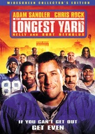 The Longest Yard - DVD movie cover (xs thumbnail)