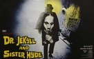 Dr. Jekyll and Sister Hyde - British Movie Poster (xs thumbnail)