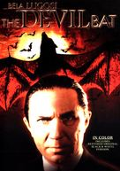 The Devil Bat - DVD cover (xs thumbnail)