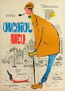 Mon oncle - Romanian Movie Poster (xs thumbnail)