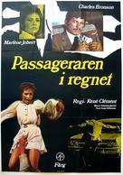 Le passager de la pluie - Swedish Movie Poster (xs thumbnail)