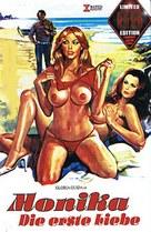 La ragazzina - Swiss VHS cover (xs thumbnail)