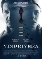 Wind River - Latvian Movie Poster (xs thumbnail)