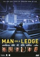 Man on a Ledge - Thai DVD cover (xs thumbnail)