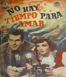No Time for Love - Spanish poster (xs thumbnail)