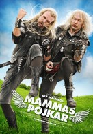 Mammas pojkar - Swedish Movie Poster (xs thumbnail)
